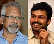 Mani Ratnam and Karthi to shoot their next film in Kashmir!