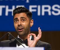 Indian-American comedian, Hasan Minhaj mocks Trump at WHCD show