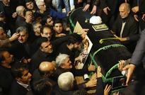 Tens of thousands attend Iran ex-president Rafsanjani funeral