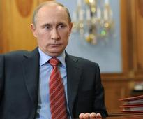 Russian President Vladimir Putin lauds Orthodox Church for its service to people