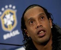 Ronaldinho planning return to football, says agent