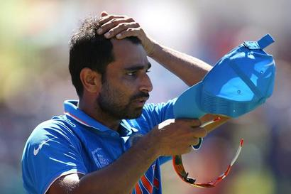 Can't sit back and judge Shami's personal life: BCCI