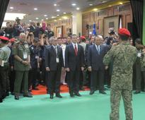 Despite the Uncertain Global Economic climate and security issues affecting the region, the 15th edition of the DSA Exhibition in Kuala Lumpur Malaysia was a success.