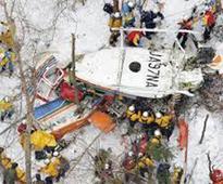 Chopper crash kills nine in Japan