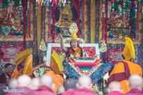 Panchen Lama leads first Kalachakra ritual in Tibet in 50 years