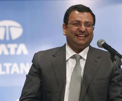UK minister held secret meeting with Cyrus Mistry: Report
