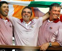 Darren Clarke names Padraig Harrington among his three Ryder Cup vice captains