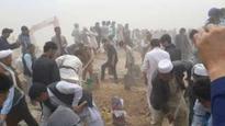 Kabul IS blast: Afghan capital buries victims of huge bombing