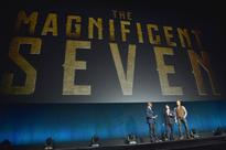 Teaser trailer of the new 'Magnificent Seven'