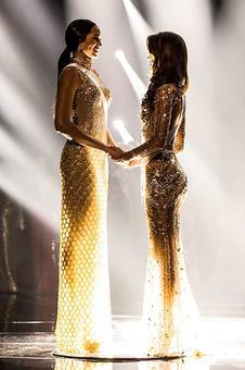 Miss Universe 2016 Iris Mittenaere is a Parisian beauty