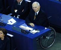 Schaeuble sees room for more German tax cuts after September election
