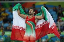 Abdevali bags bronze of Men's Greco-Roman 75 kg