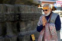Congress slams Modi for wearing 'Italian glasses' at Kedarnath