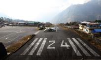 Bad weather obstructs flights at Tenzing Hillary Airport