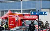 Paris airport evacuated as man shot dead