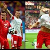 Euro 2016: Switzerland v/s Poland preview - Will Lewandowski or Shaqiri score their first goal?