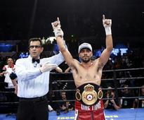 Unbeatens Thurman, Garcia book unification bout