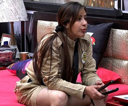 Bigg Boss 11: Vikas gets back at Hina Khan