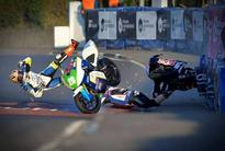 Road racer stable and out of intensive care after North West 200 crash