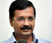 Planned celebrations give way to silence at Kejriwal house