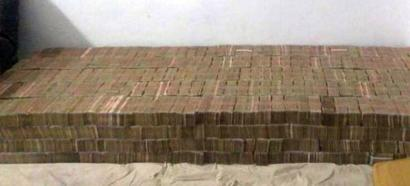 Bed of banned notes: Rs 97 crore in demonetised currency seized, 16 held