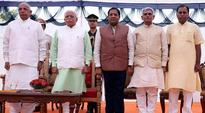 Haryana districts re-allocated among ministers