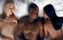 Kanye West drops NSFW video for Famous featuring a naked Taylor Swift look-a-like