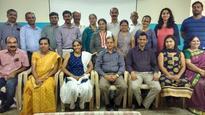Anitha Gomes elected Konkani Samudai president