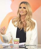 Katie Price claims Ryan Giggs flirted with her