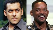 After Akshay Kumar, Salman Khan to host a party for Will Smith: reports
