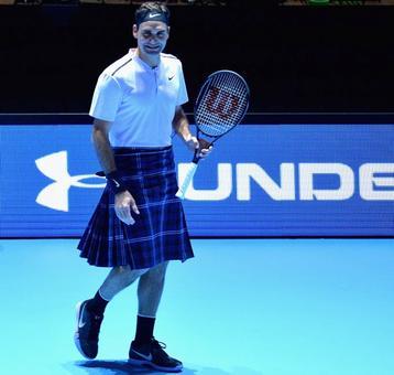 Here's when Federer felt insulted