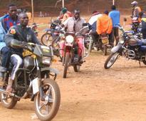 Boda bodas storm Embu police station
