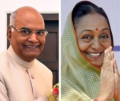 Kovind vs Meira: Results for Prez poll to be declared today