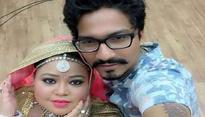 Comedian Bharti Singh got secretly engaged to Haarsh Limbhachiyaa