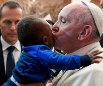 Pope wants safety of child migrants