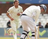 Bracewell in for Southee, Black Caps bat first