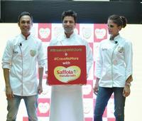 Chef Kunal, Shipra and Saransh along with Saffola Masala Oats urge India to #BreakupwithJunk