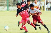 Kerala Varma College score in final moments, enter quarterfinals