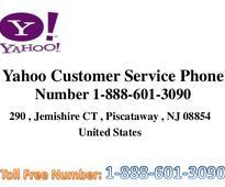 Yahoo customer  care phone number 1 888-601-3090