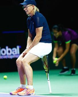 Navratilova awaiting response from Australian Open organisers