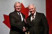 Commissionaires CEO, Newfoundland and Labrador Receives Governor General's Meritorious Service Medal (Civil Division)