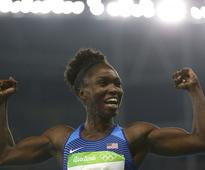 Americans Tianna Bartoletta, Brittney Reese win gold, silver in women's long jump