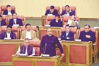 Winter session commences with obituary reference to Rishang, others