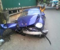 Porsche car accident in Chennai: Racer Vikas Anand seeks bail