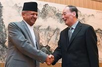 China moots India-Nepal-China economic corridor through Himalayas