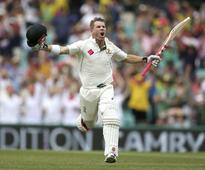 David Warner slams Test ton before lunch at Sydney, joins illustrious company of Don Bradman