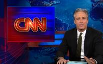 Jon Stewart's Long War with CNN is Getting Bitter, Petty