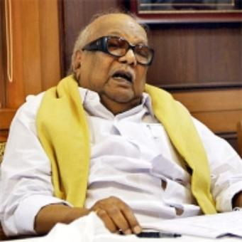 Karunanidhi seeks release of Rajiv's killers on death row