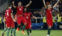 Portugal edge closer to Euro glory
