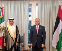 Mexico honors UAE diplomat with highest honor awarded to foreigners